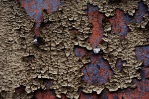 Abstrato/O mapa da seca