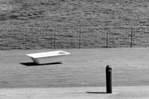 Paisagem Urbana/A banheira