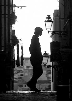 Gentes e Locais/The Sunset Walker