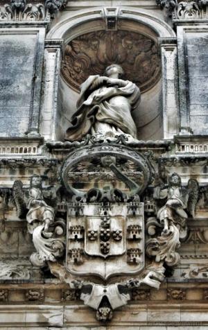 História/Fachada do Mosteiro