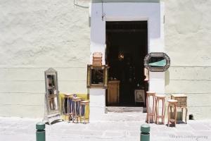 Outros/Mexico- Móveis na rua