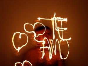 /Amor em chamas