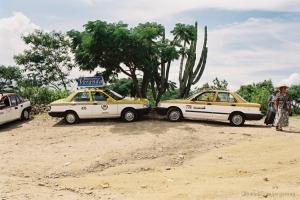 Outros/Mexico-Praça de taxis
