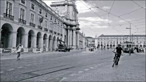 Gentes e Locais/Passeio de Bicicleta pela Cidade..