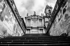 Gentes e Locais/igreja dos franciscanos.grande porto