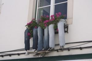 Paisagem Urbana/Floreiras