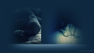 Arte Digital/noite em forma de assim.