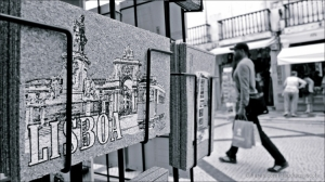 Gentes e Locais/Na Agitação da Cidade..