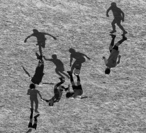 Desporto e Ação/jogo de sombras