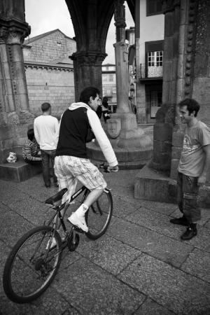 Gentes e Locais/The bike