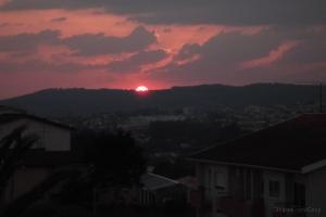 Paisagem Urbana/Por-do-sol-viseu