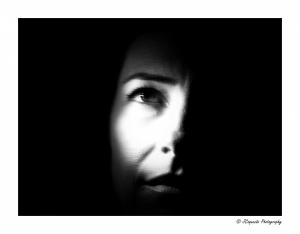 Retratos/My half (A.R)