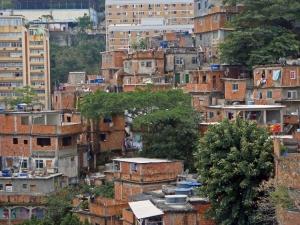 Paisagem Urbana/Morro Cantagalo
