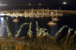 Paisagem Urbana/Tranquilidade na Baía (quando a cidade dormia)