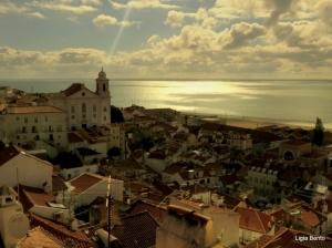 Gentes e Locais/Lisboa ao acordar