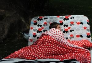 /O João acorda e o pato esconde-se