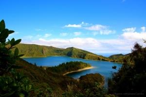 Paisagem Natural/Lagoa Fogo