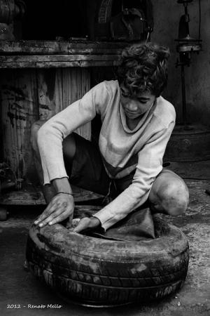 Retratos/Trabalho infantil