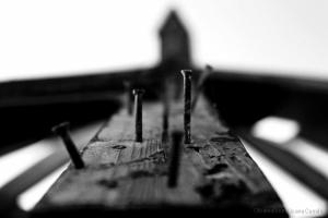 Abstrato/Pregos