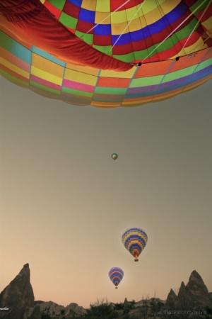 Desporto e Ação/Balões da Capadócia