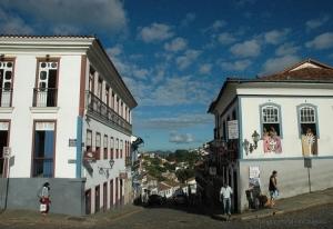 Paisagem Urbana/Esquinas de Ouro Preto