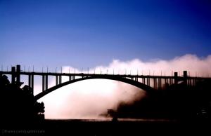 Paisagem Urbana/Fog @ Ponte da Arrábida