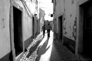 /Caminhando sobre Luz