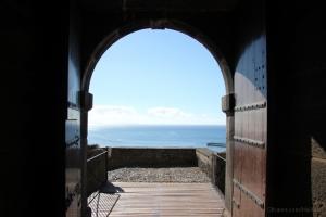 Outros/vista para o Atlântico