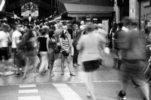 Paisagem Urbana/ritmos de um milésimo II