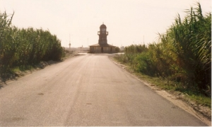 Paisagem Urbana/Um Farol na estrada_Gafanha da Nazaré