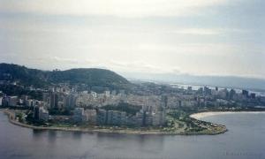 Paisagem Natural/Rio de Janeiro