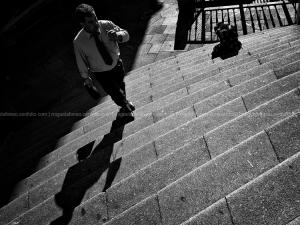 Paisagem Natural/My shadow