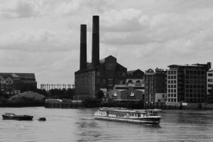 Paisagem Urbana/Da revolução industrial