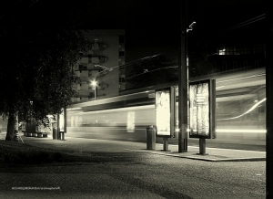 Paisagem Urbana/High speed Metro...