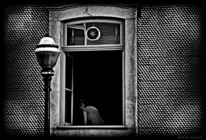 /the girl in the window