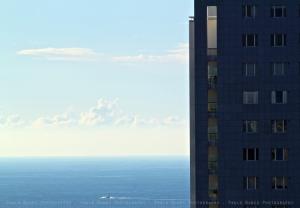 """/"""" Blue Building """""""