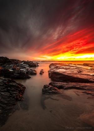 /sunset amorosa viana do castelo