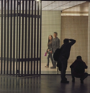 Gentes e Locais/Grid Carpet
