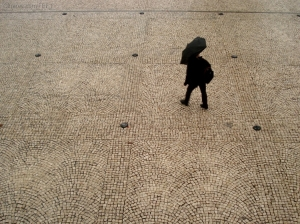 /A chuva parece que veio para ficar