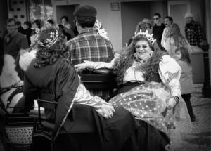 Gentes e Locais/The Queen