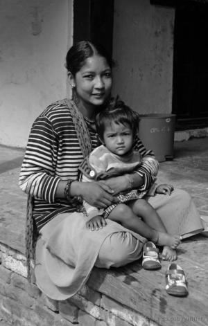 Gentes e Locais/Faces From Nepal