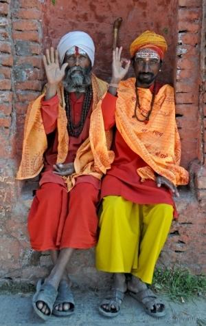 Gentes e Locais/Religions Of Nepal