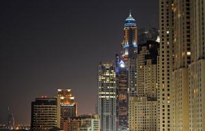 Paisagem Urbana/Crazy Life In Dubai...