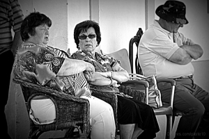 Gentes e Locais/Waiting for the band