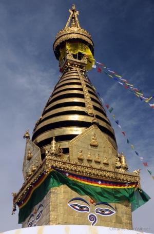 Paisagem Urbana/Stupa...