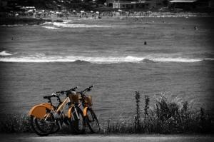 Paisagem Urbana/Relaxing on the beach