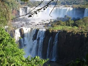 /Cataratas do Iguaçú - Foz do Iguaçú / Brasil