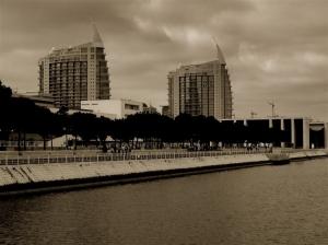 Paisagem Urbana/os arcanjos do mar