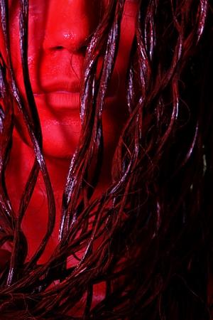 Retratos/Em Vermelho