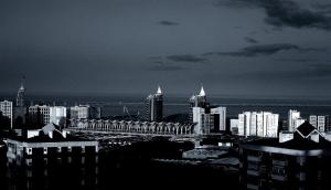 Paisagem Urbana/the good light of our city